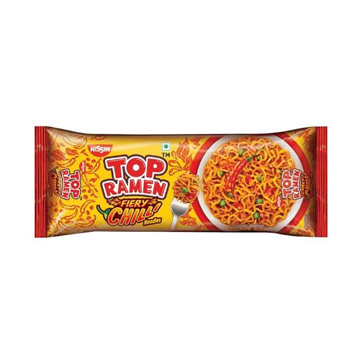 top ramen fiery chilli noodles
