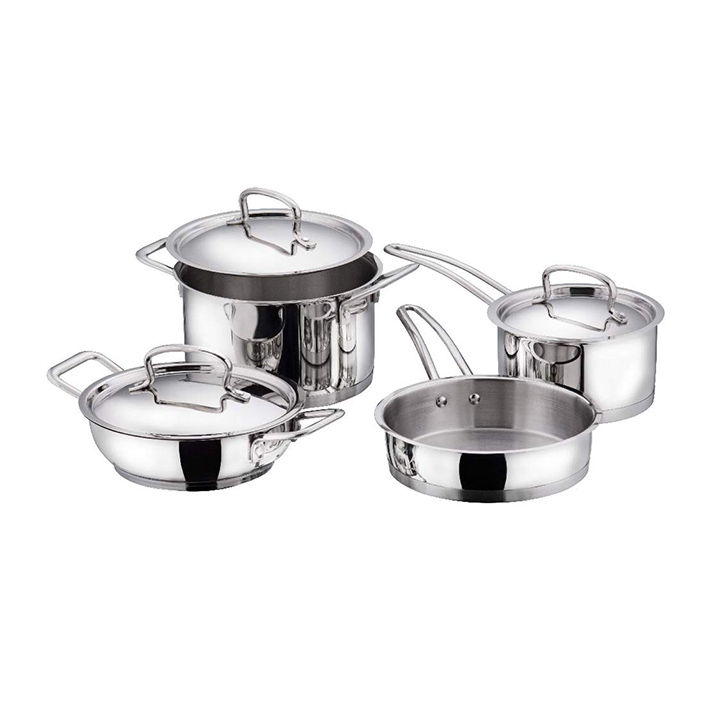 vinod classic deluxe cookware set