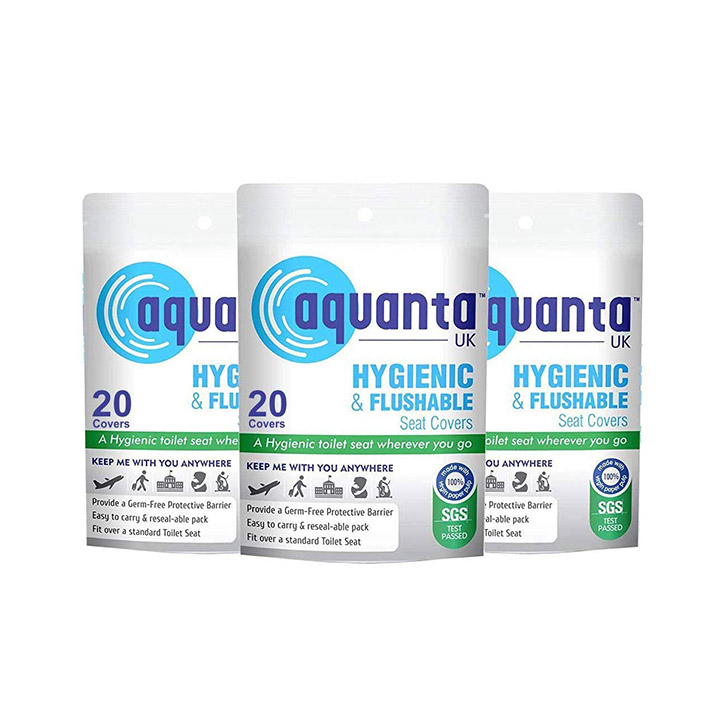 Aquanta Disposable Toilet Seat Cover