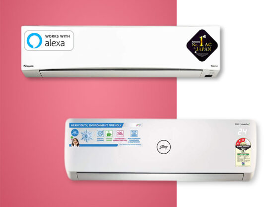 best 1.5 ton split ac air conditioners in india