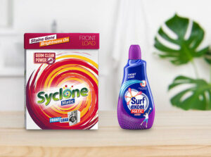 best detergent for front load washing machine in india