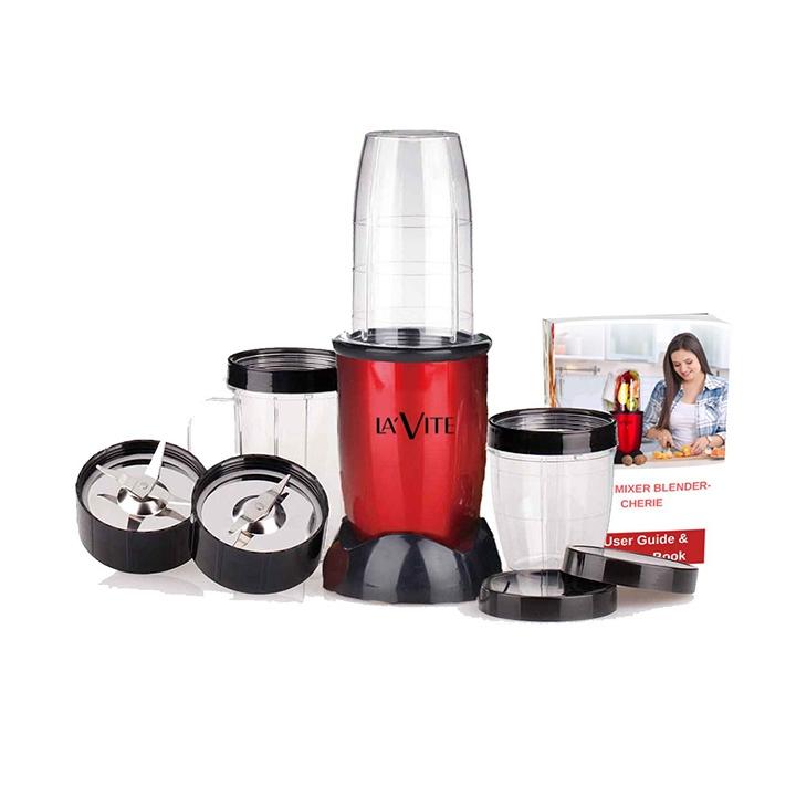 La' Forte La Vite Cherie -Compact Powerful Mixer Grinder Blender