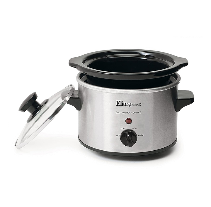 Maximatic MST-250XS Elite Gourmet Slow Cooker