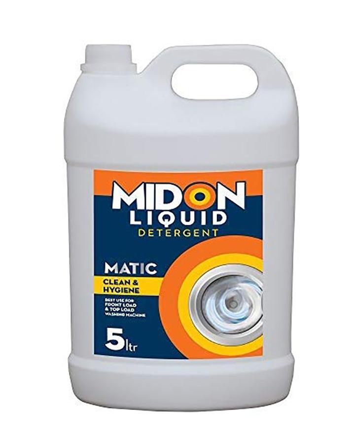 midon liquid detergent