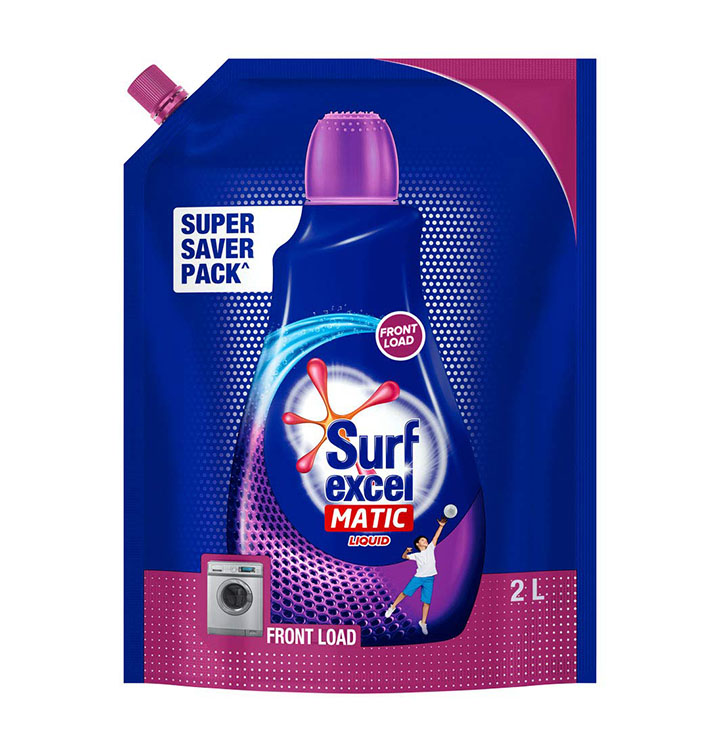 Surf Excel Matic Front Load Liquid Detergent Refill Pouch