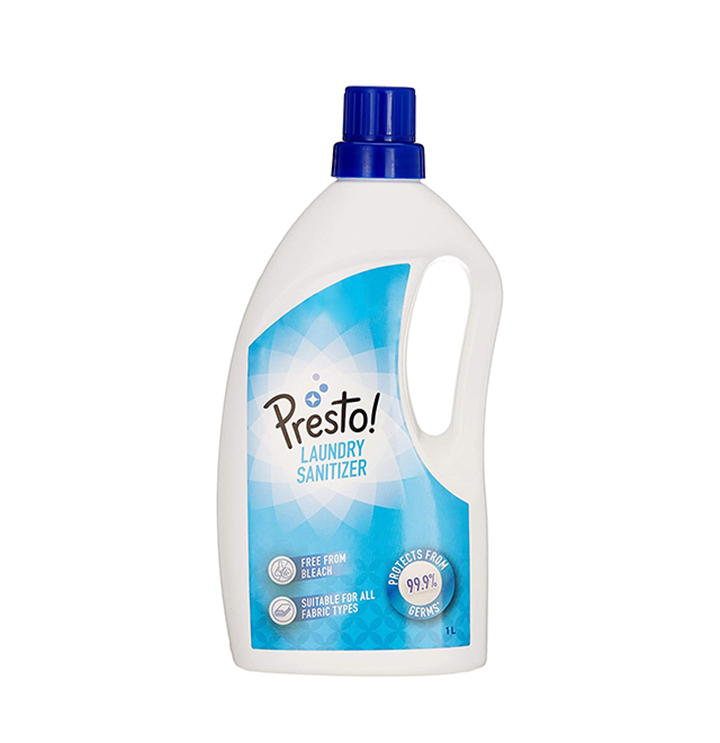 amazon brand - presto laundry sanitizers