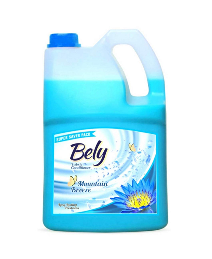 bely mountain breeze fabric conditioner