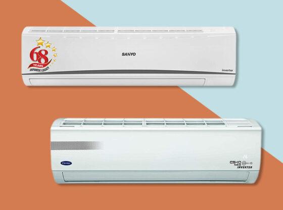 best air conditioner split ac in india
