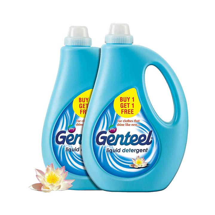 genteel liquid detergent