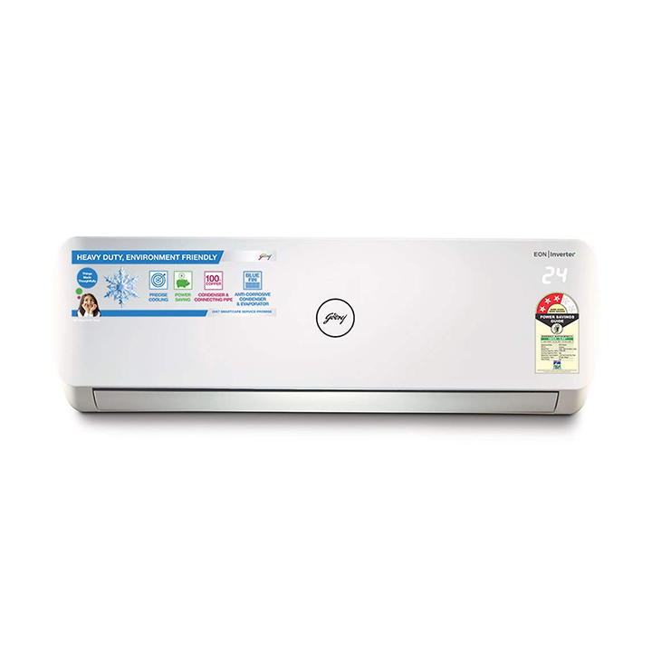 godrej 1.5 ton 5 star inverter split ac