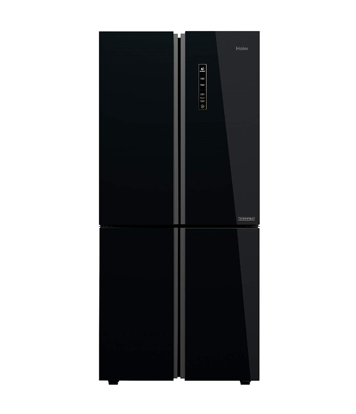haier 531 l inverter frost-free side-by-side refrigerator