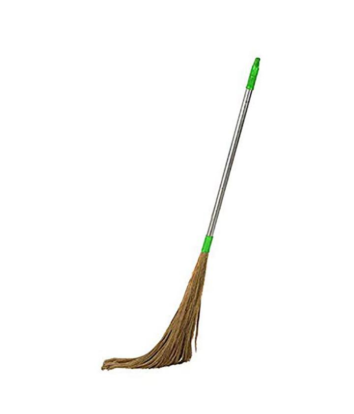 kleensweep grass aluminium plastic floor cleaning broom