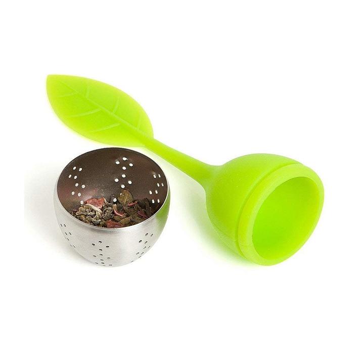 octavius premium quality silicone tea leaf infuser