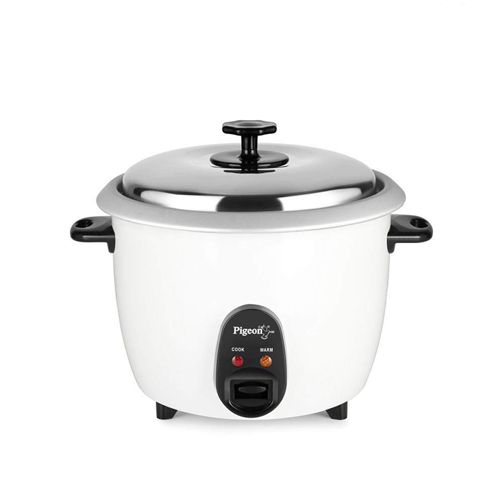 pigeon by stovekraft joy rice cooker 1.8l