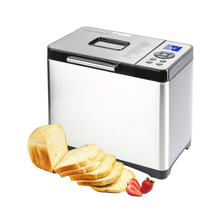 secura mbf-016 mbg-016 bread maker