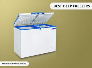 best deep freezer in india