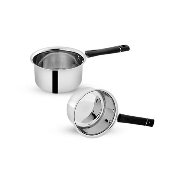 pigeon - triply stainless steel sauce saucepan
