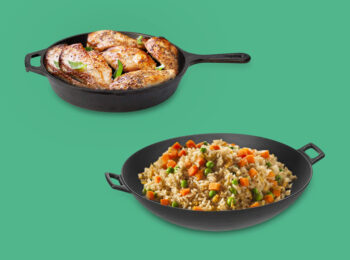 best cast iron cookware in india