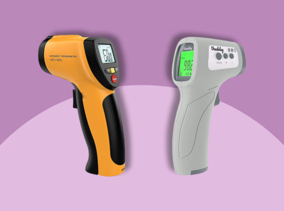 best infrared forehead thermometer in india