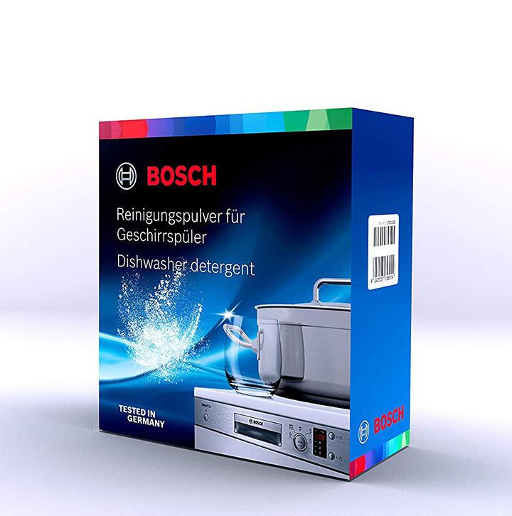 bosch detergent for dishwasher