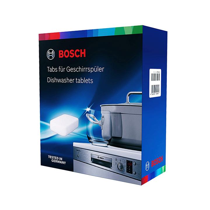 bosch tablet for dishwasher