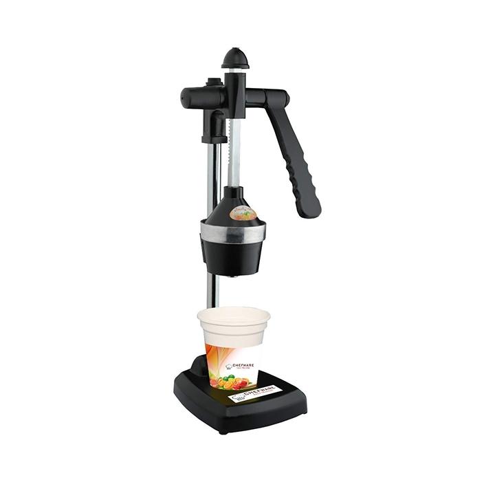 chefware aluminium hand press citrus juicer