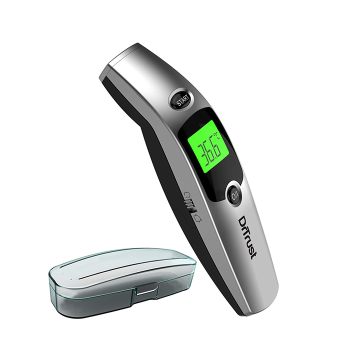 dr trust (usa) forehead digital infrared thermometer