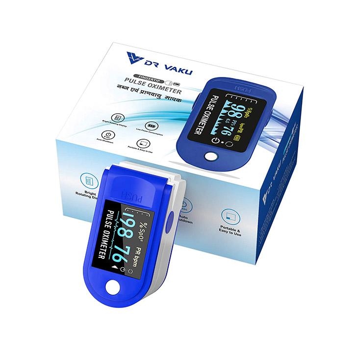dr vaku swadesi fingertip pulse oximeter