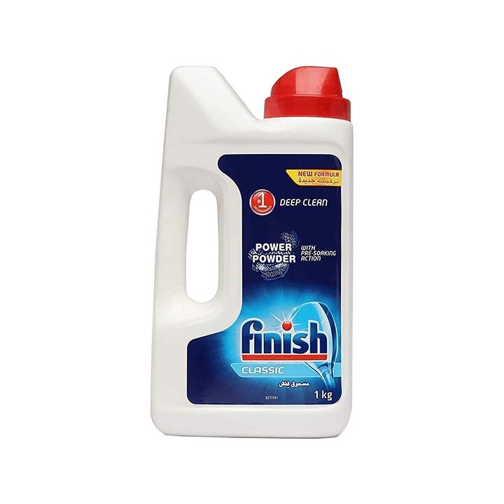 finish dishwasher power detergent