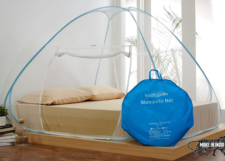 healthgenie king size mosquito net