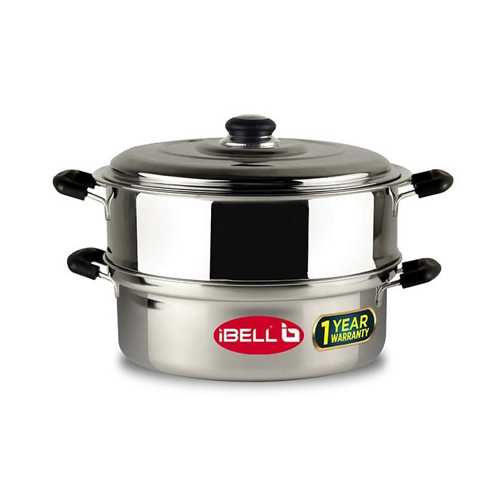 ibell smr32 stainless steel steamer