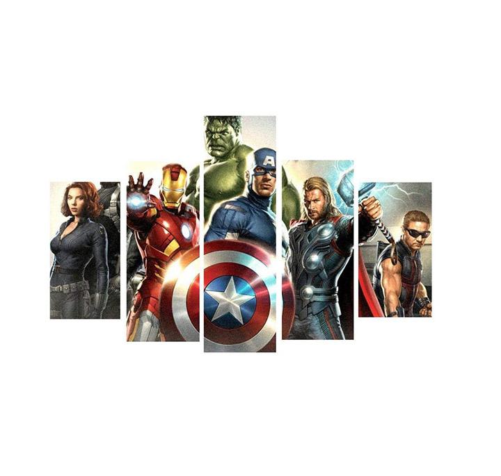 impression wall decor vinyl avenger infinity war wall sticker