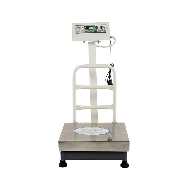 iscale 100 kg capacity, digital retail shop platform weighing machine
