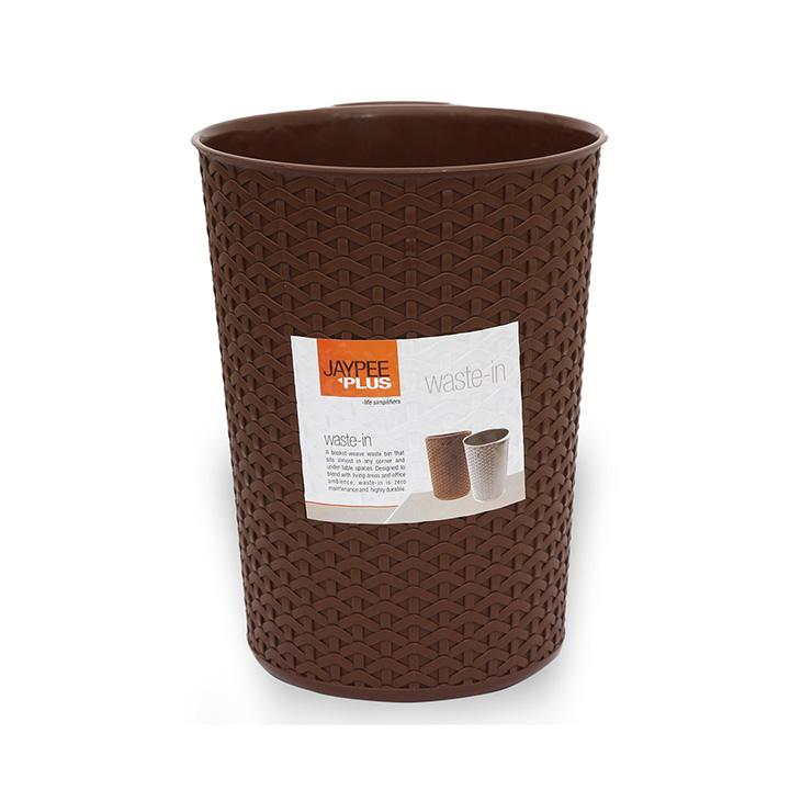 jaypee plus waste in dustbin