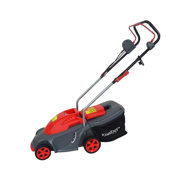 kisankraft kk-lme-1000 electric lawn mower