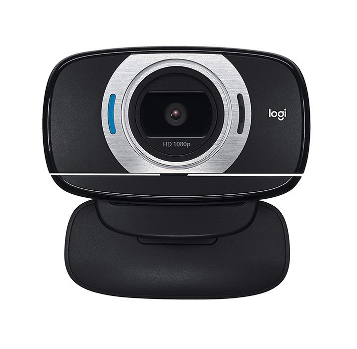logitech hd portable 1080p webcam c615 with autofocus