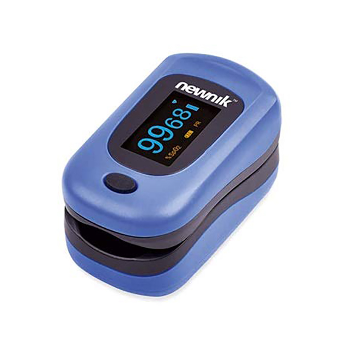 newnik fingertip pulse oximeter with audio - PX701