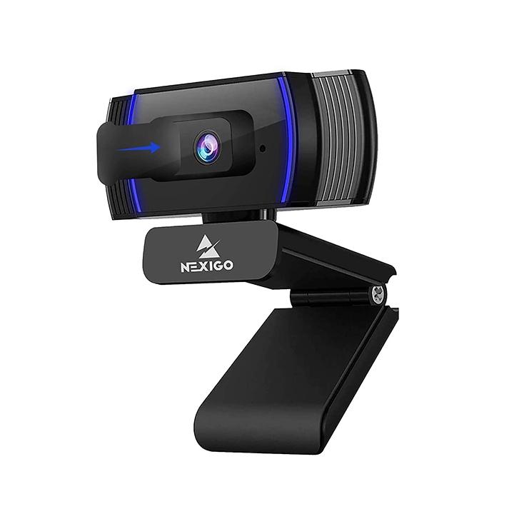 nexigo autofocus 1080p webcam with microphone