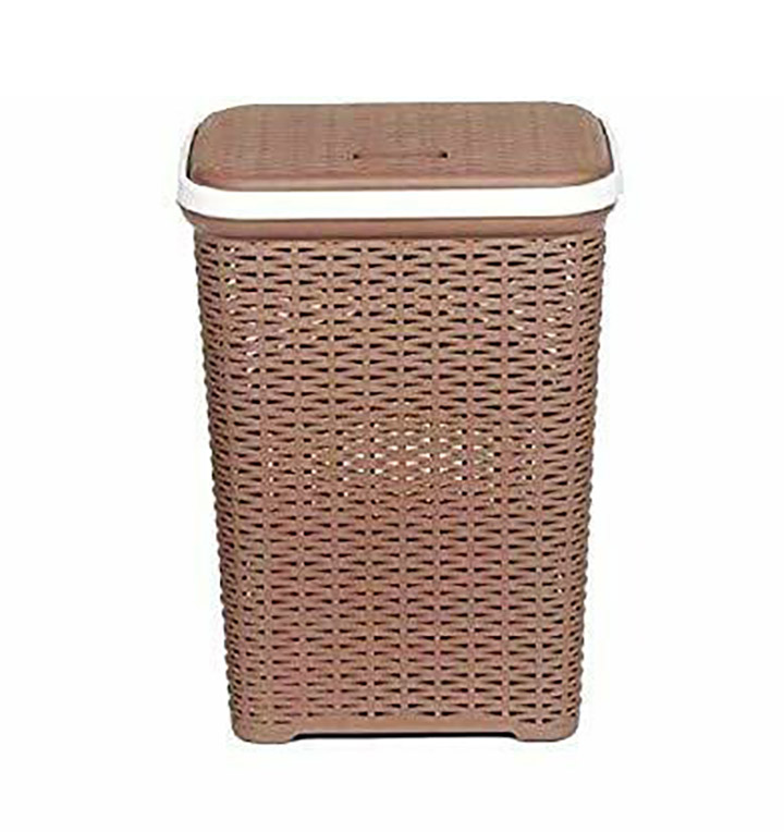nilkamal livshine plastic ventilated laundry basket