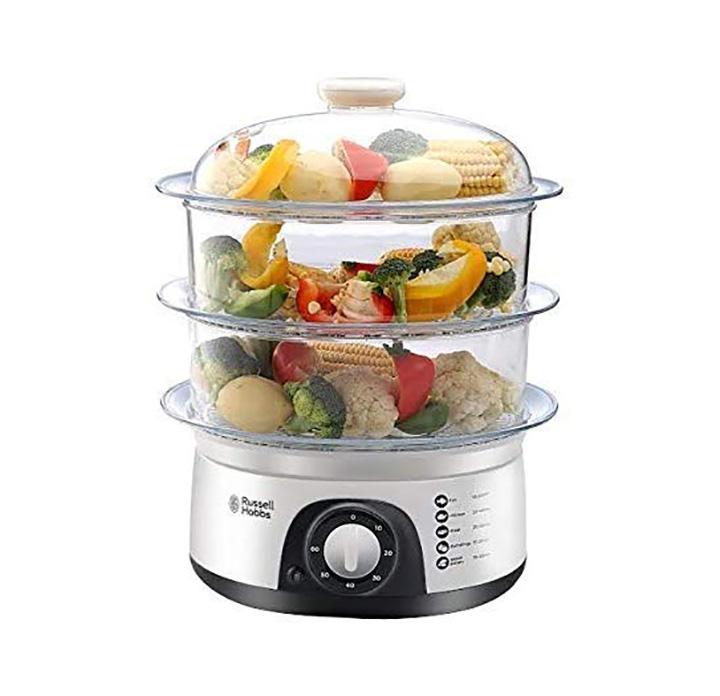 russell hobbs england 800-watt food steamer