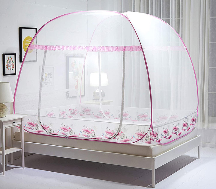 shoo moski® foldable mosquito net