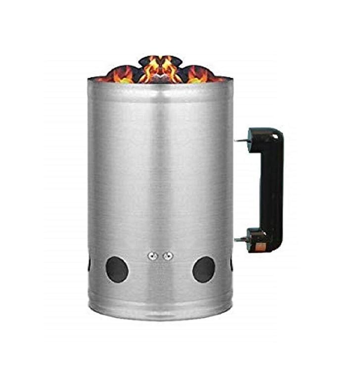 smokb bbq coal chimney starter