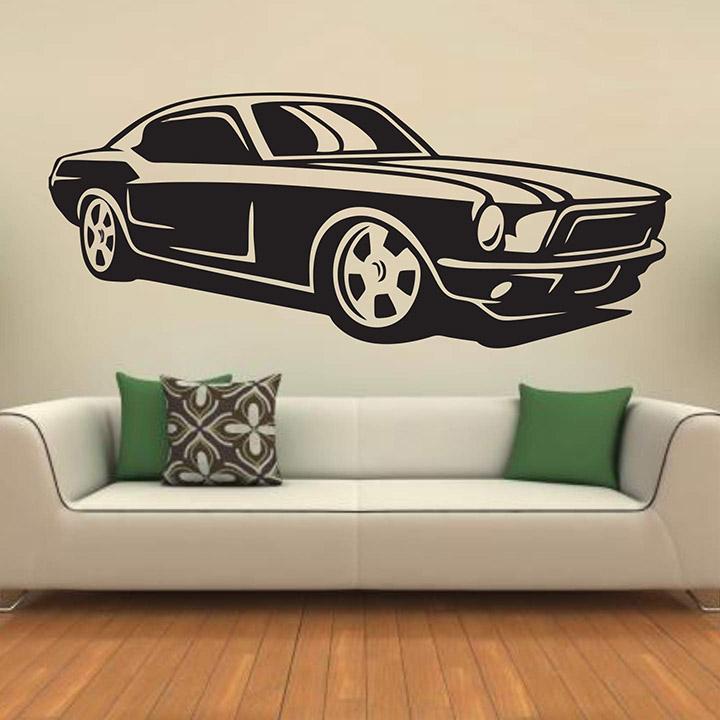 stickme 'classic muscle racing car