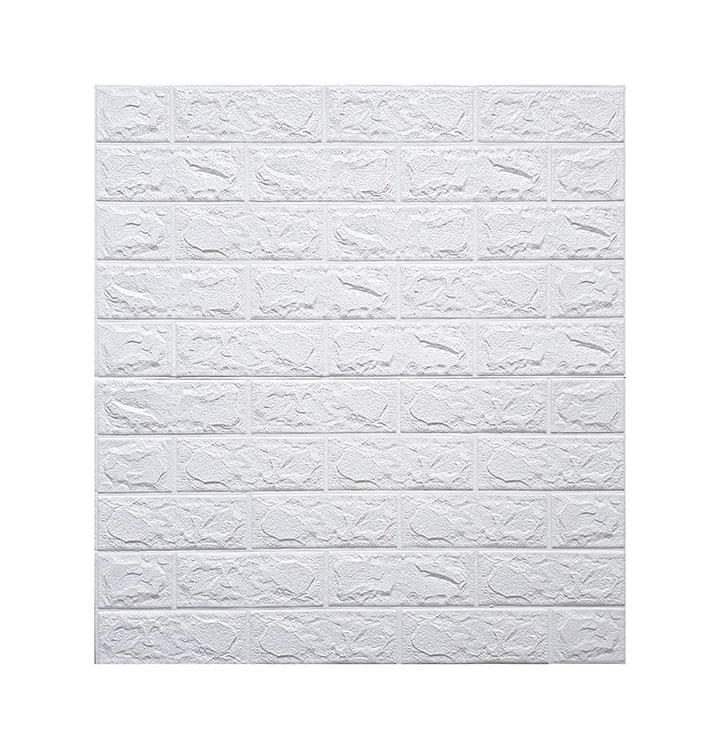 store2508® pe foam wall stickers 3d self adhesive wallpaper diy wall decor brick stickers