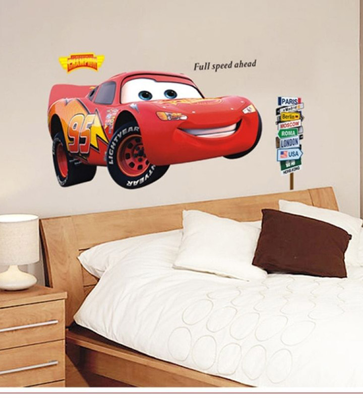 syga cars wall stickers