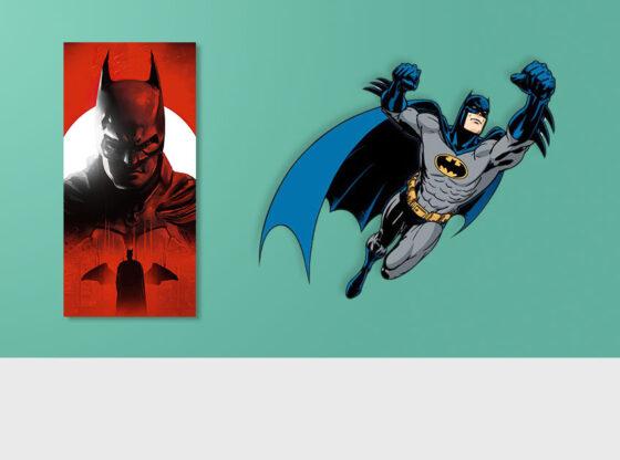 Batman Wall Stickers