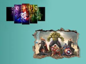 Best Avengers Wall Stickers