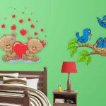 Best Bedroom Wall Stickers