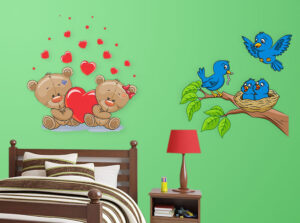 Best Bedroom Wall Stickers