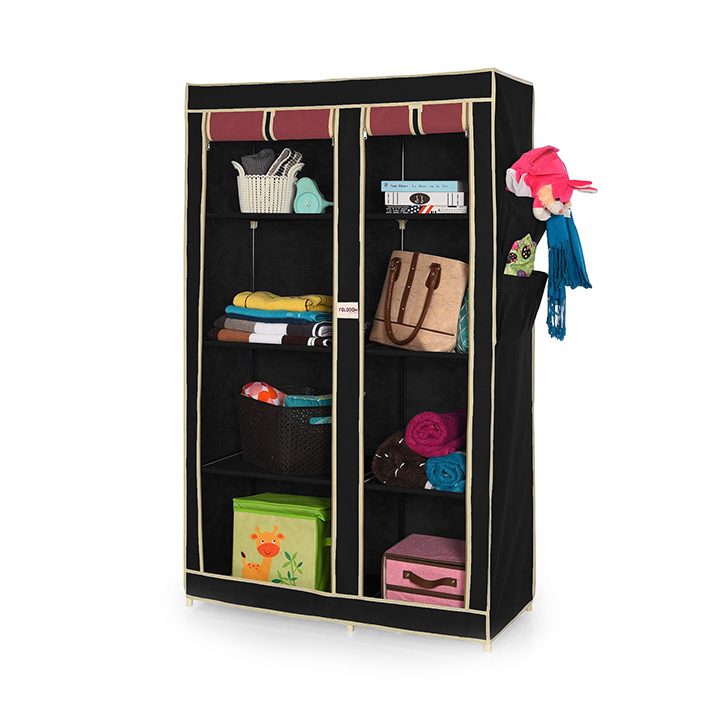 FOLDDON 265 Dual Color Foldable Wardrobe